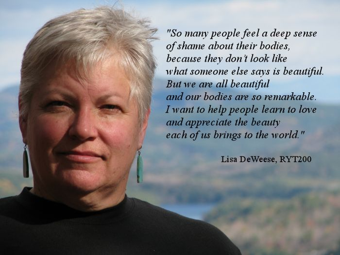 Lisa Deweese Quote
